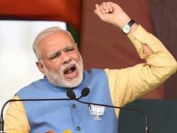 Narendra Modi Criticizes Congress And Jds Government In Karnataka