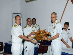 Vice Admiral Bimal Verma Moved Court Against His Supersession