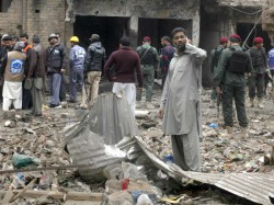 People Killed In Blast At Quetta Hazarganji Sabzi Mandi Pakistan