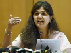 Maharashtra Minister Pankaja Munde Made Controversial Comments Against Rahuk Gandhi