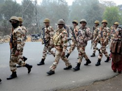 Companies Of Paramilitary Forces To Be Deployed In Assam