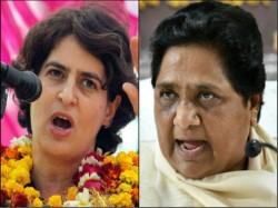 In Congress Bsp Tussle Glee For Bjp In Uttar Pradesh