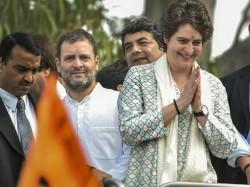 Congress Increases 22 Percent In Uttar Pradesh After Priyanka Gandhi S Appearance