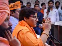 Cow Urine Cured My Breast Cancer Says Sadhvi Pragya