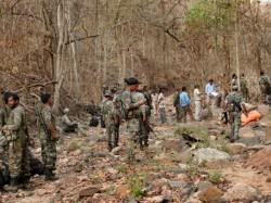 Maoists Allegedly Involved In Bjp Lawmaker Bhima Mandvi S Killing Gunned Down In Chhattisgarh