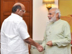 Ncp Chief Sharad Pawar Attacks Pm Modi On Family Issue On Maharashtra