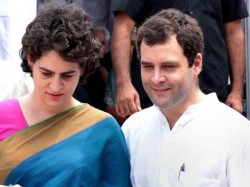 Priyanka Gandhi Counters Of Question With Rahul Gandhu S Citizenship