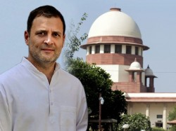 Rahul Gandhi Again Expresses Regret To Sc For Rafale Remarks