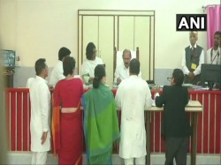 Congress President Rahul Gandhi Files His Nomination From Amethi