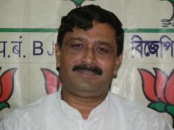Bjp Leader Rahul Sinha Slams Tmc Ahead Of Lok Sabha Elections