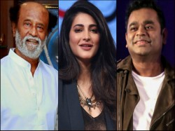 From Rajinikanth To Rahman Celebs Votes For Loksabha Poll
