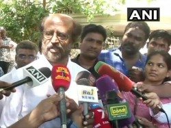 Rajinikanth Says He Will Contest Tamil Nadu Assembly Elections
