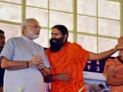 Ramdev Pleas For Narendra Modi In Lok Sabha Election