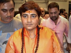 Election Commission Files Fir Against Bjp Candidate Pragya Thakur