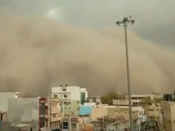 Dust Storm Claims 34 Lives In Uttar Pradesh And Madhya Pradesh