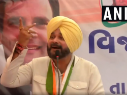 Navjyot Singh Sidhu Attacks Modi On Rashtrabhakti With Caricature