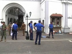Modi Kovind Condemded Sri Lankan Horrific Blasts