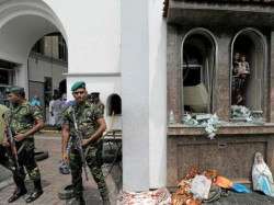 Sri Lanka Suicide Bombings Mastermind Father Two Brothers W