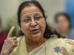 Lok Sabha Speaker Sumitra Mahajan Will Not Contest In This Election