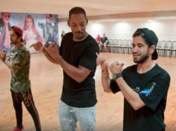 Will Smith S Dance On The Sets Of Student Of The Year