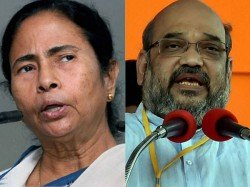 Amit Shah Criticised Mamata Banerjee For Her Minister S Comment