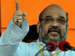 Amit Shah Alleged Congress And Aiudf In Assam Engaged In Ilu Ilu