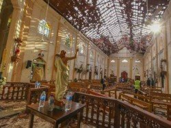 Srilanka Serial Blast Update 7 Suicide Bombers Might Have Attacked The Churches Know Few Points