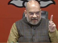 Amit Shah Told Narendra Modi Will Not Contest From West Bengal