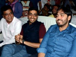 Anant Ambani Has Seen In Narendra Modi S Rally In Mumbai