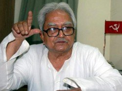 Tmc And Bjp Understanding In Eight Seats Alleged Biman Basu