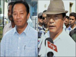 Bimal Gurung Or Binoy Tamang Anyone Couldn T Symbol Of Gjm In Darjeeling By Election