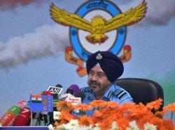 Iaf Chief Bs Dhanoa Says On Balakot Air Strikes An Induction Of Rafale Jets
