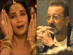 How Sanjay Dutt And Madhuri Dixit Reacts On Working Togather In Kalank