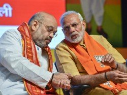 Congress Demands Ban Of Modi And Shah S Campaigning For Violating Code Of Conduct