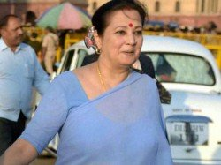 Asansol Tmc Candidate Moon Moon Sen Woke Up Late Because She Got Bed Tea Late