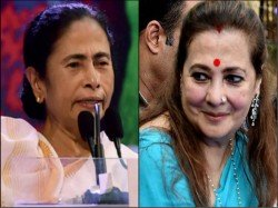 How Moon Moon Sen Was Surprised By Mamata Banerjee