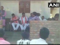 Pm Modi Has Installed Cameras At Polling Booths Claims Gujarat Bjp Mla Threatens Voters
