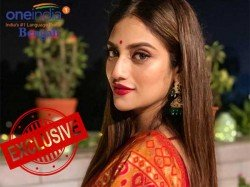 Tmc Candidate From Basirhat Nusrat Jahan Talks About Politics And Films