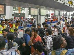Immigration System Server Faces Glitches At Delhi Airport