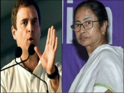 Rahul Gandhi Attacks Mamata Banerjee On Her Rss Comment