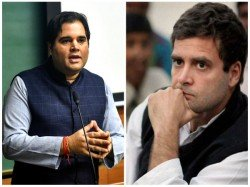 Rahul Can T Become Pm In 20 Years Says Cousin Varun Gandhi