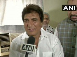 Bsp Leader Says He Wil Thrash Raj Babbar And His Supporters With Shoes