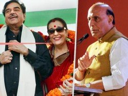 Poonam Sinha To Contest Against Rajnath In Lucknow
