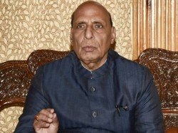 Rajnath Singh Messages To Free Congress From India To Cut Poverty