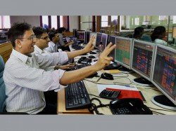 Sensex Nifty Ended At Record High At Share Market