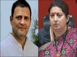 Loksabha Astrogy Prdiction 2019 Who Will Win In Amethi Rahul Gandhi Or Smriti Irani