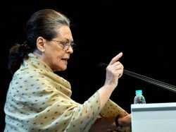 Sonia Gandhi Says Nda Government Taught A New Definition Of Patriotism