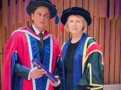 Shahrukh Khan Receives Honorary Doctorate From University Of Law In London