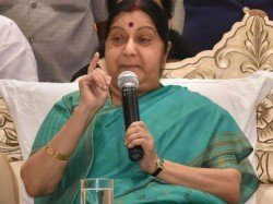 At Least 42 Dead In Explosions Inside Colombo I Am In Constant Touch Says Sushma Swaraj