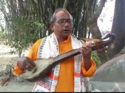Tarani Biswas S Vote Song For Peace Unity And People